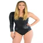 One Shoulder Free BodySuit